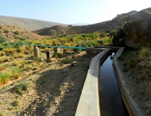 Water Conservation in Barani Areas of Khyber Pakhtunkhwa